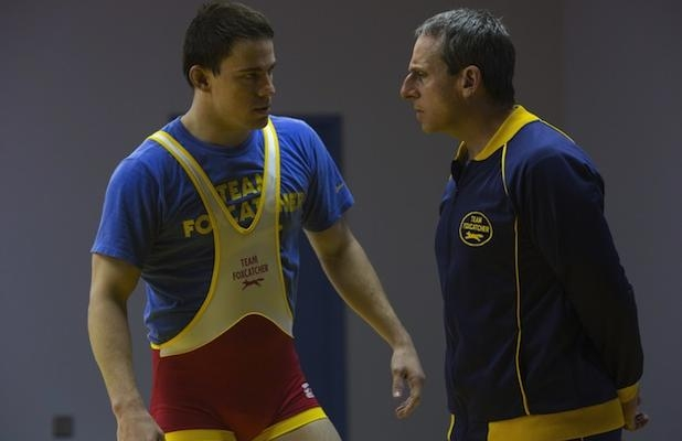 Channing Tatum Steve Carell Foxcatcher