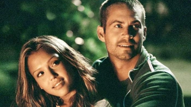 Jessica Alba & Paul Walker