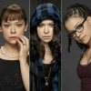 "The many faces of Tatiana Maslany on BBC's ""Orphan Black"""
