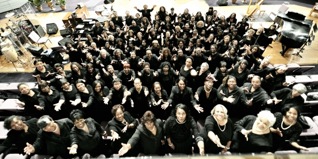 Temple of Deliverance Women's Choir