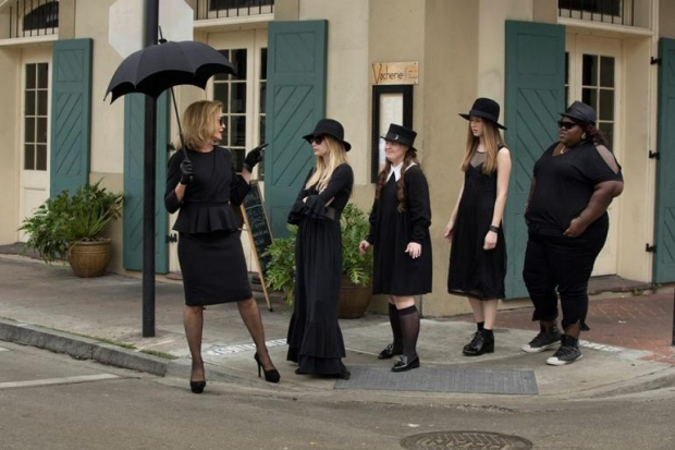 """a scene from season three of the FX show """"American Horror Story"""""""