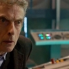 """Peter Capaldi as the 12th Doctor in a still from the trailer of """"Doctor Who"""" Season 8"""