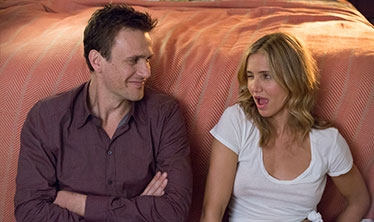 "Jason Segel and Cameron Diaz play a married couple trying to put the spice back in their marriage in ""Sex Tape"""