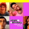 """A few of the stars in an ad for the new MTV reality series """"Virgin Territory"""""""