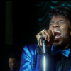 """Chadwick Boseman  as James Brown in the movie """"Get On Up"""""""