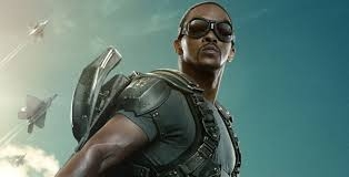 Anthony Mackie, the new Captain America