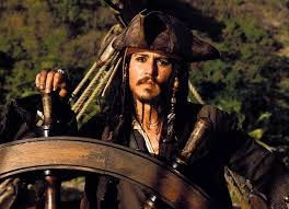 Jack Sparrow: Pirates of the Carribean