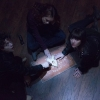 """a still from the horror film """"Ouija,"""" which premieres on October 24"""