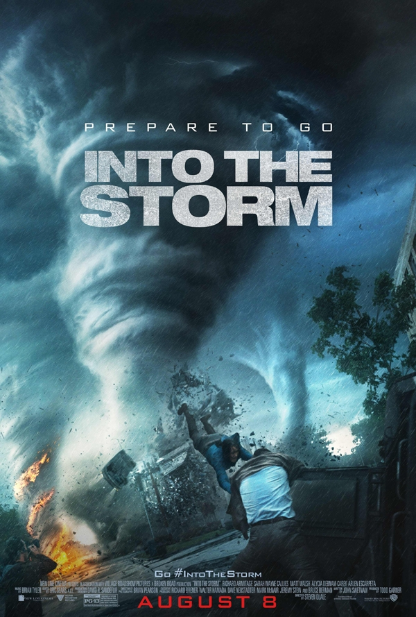 Into the Storm movie 2014