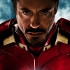 "Robert Downey, Jr. as title character ""Iron Man"""