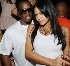Cassie and P Diddy