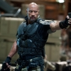 "Dwayne ""The Rock"" Johnson as Roadblock in ""G.I. Joe: Retaliation"""
