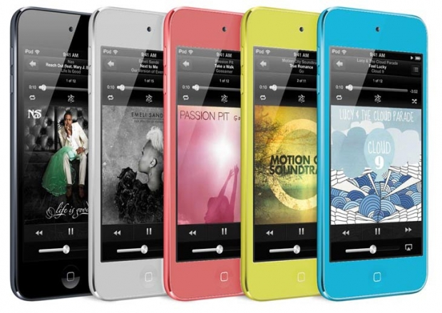 iPod Touch 5th Generation vs. 6th Generation