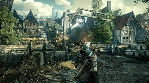 """a preview from the new video game """"The Witcher 3: Wild Hunt"""""""