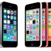 the last phones released by Apple, the iPhone 5S and the iPhone 5C