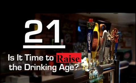 drinking age hoax