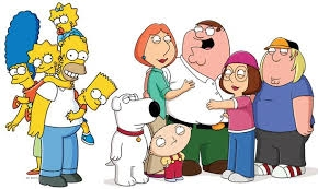 The Simpsons Family Guy