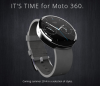 The new Moto 360 Android watch, coming later this summer
