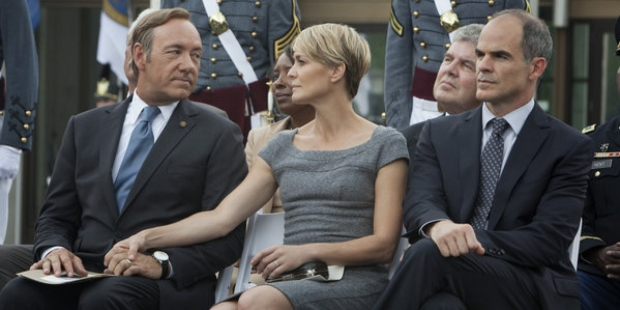 """a scene from the finale of """"House of Cards"""" season 2"""