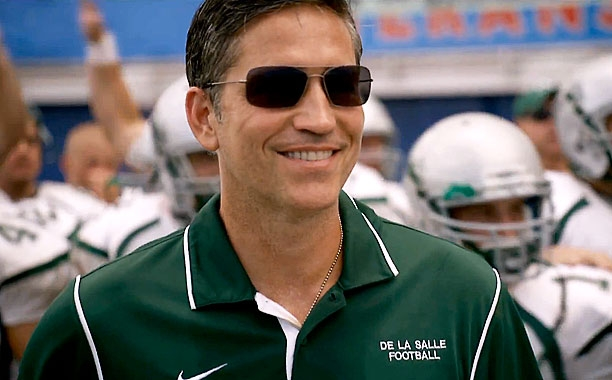 Jim Caviezel When the Game Stands Tall