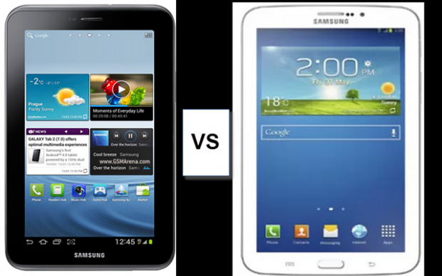 Galaxy tab 3 vs galaxy tab 2