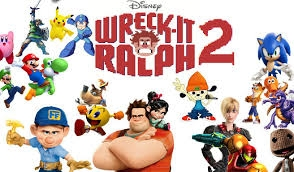 Are you happy to see Wreck-It Ralph 2 first, or would you rather have ...