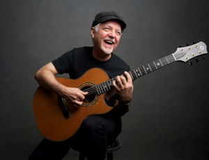 Phil Keaggy Named the Greatest Christian Rock Guitarist of All Time