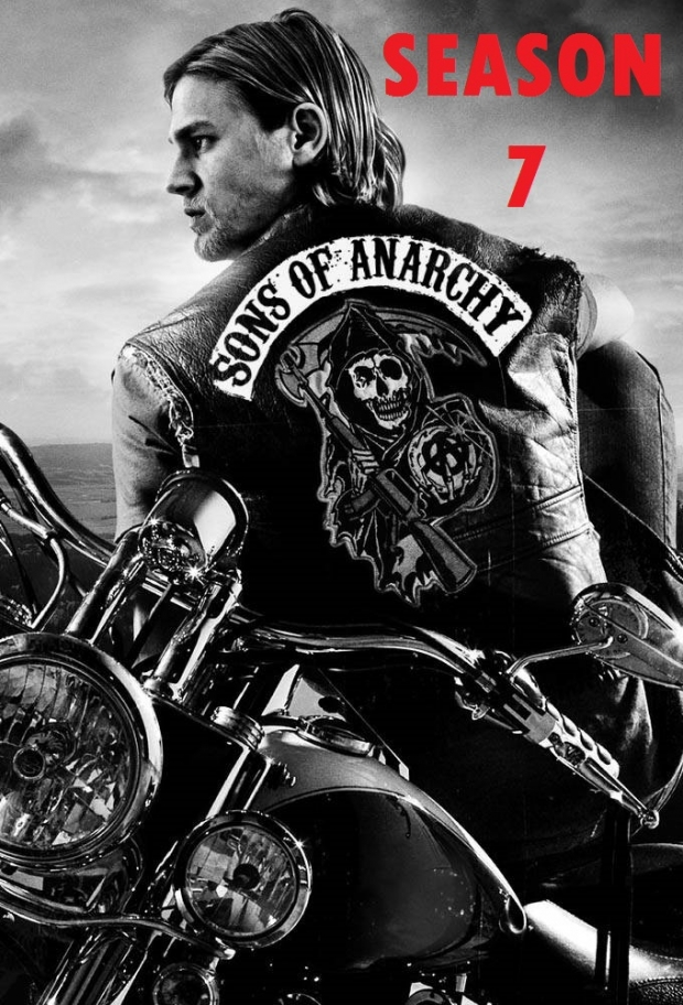 Sons of Anarchy - Season 7 (2014)