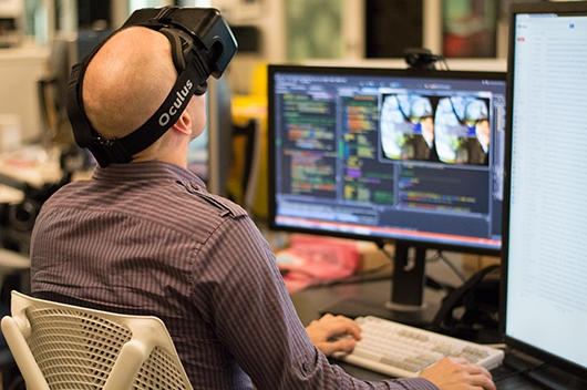 Image taken from the Official Website of Oculus VR