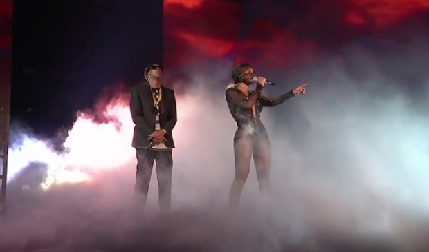 Beyonce & Jay Z 'On The Run' Concert