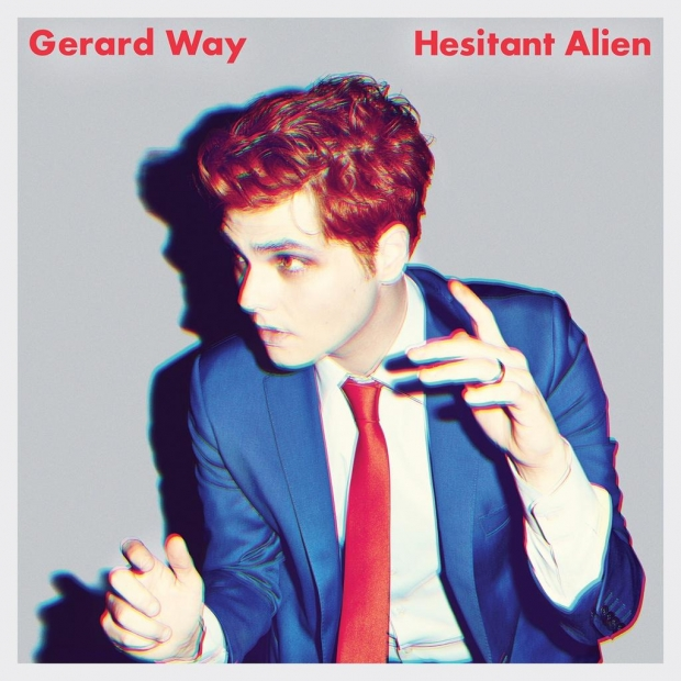 Gerard Way Hesitant Alien