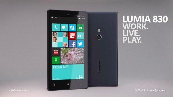 notice, nokia lumia 830 vs sony xperia z3 the