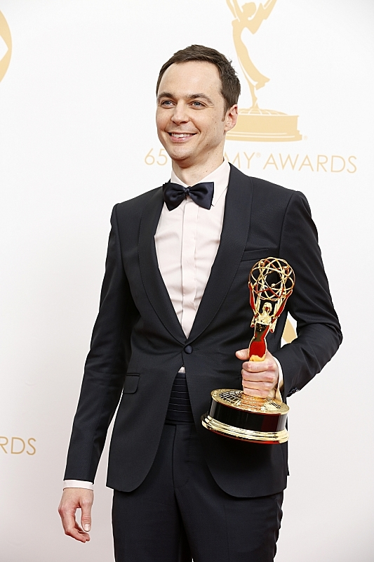 Jim Parsons Big Bang Theory Star Wins Fourth Emmy Award