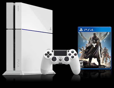 White PS4 Release Date