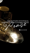 Into His Courts with Praise