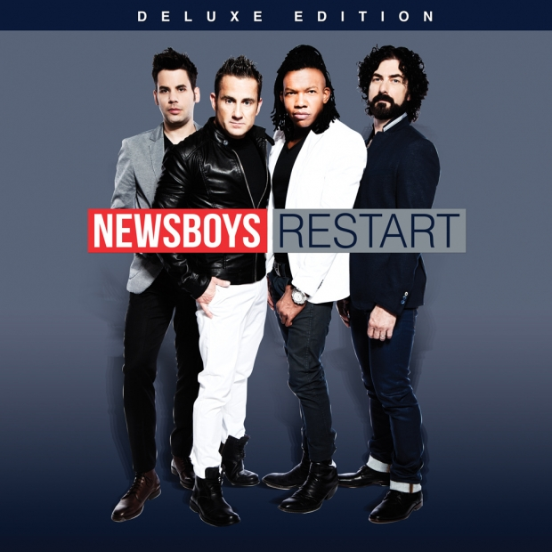 (Photo : Sparrow Records/EMI)Newsboys Restart Deluxe Edition