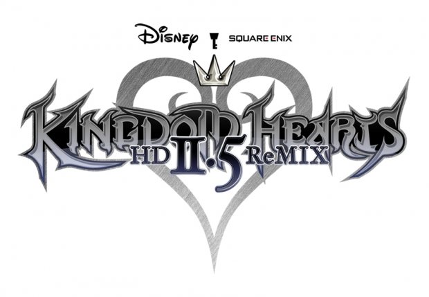 Kingdom Hearts HD 2.5 Remix Toys