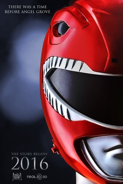 Power Rangers Reboot Power Rangers Reboot Movie
