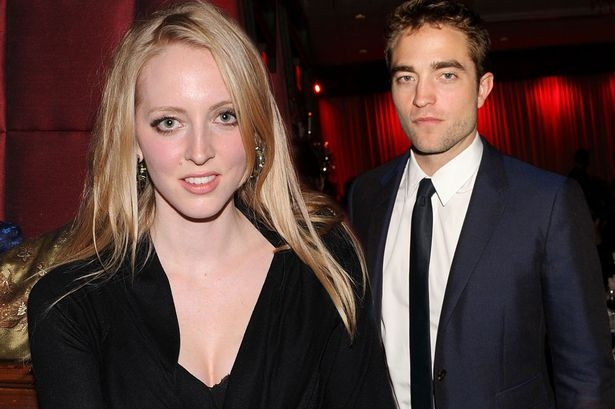 Lizzy Pattinson Robert Pattinson