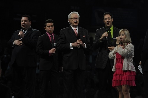 Ashley DeRamus at NQC 2013