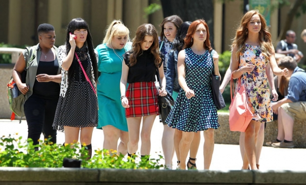 Pitch perfect 2 cast dating