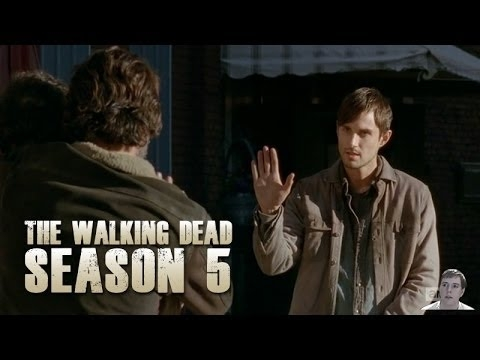 The Walking Dead Season 5 Spoilers: Bloody And Chaotic Encounter With The Characters