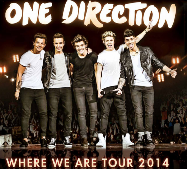 One Direction Tour 2014 Coming To A Close This October But