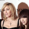 Madonna and her daughter Lourdes Leon arrive at the premiere of the film Nine.jpg