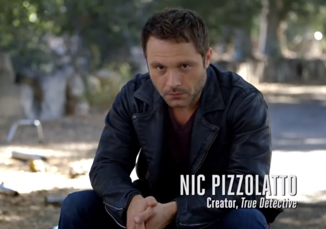nic pizzolatto interview