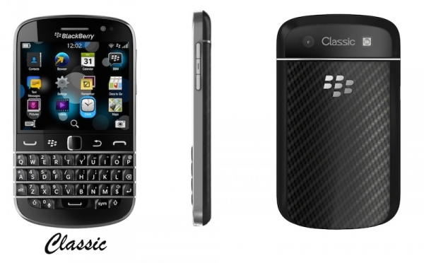 Blackberry classic release date in Sydney