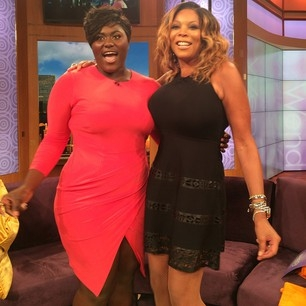 Danielle Brooks on Wendy Williams Show