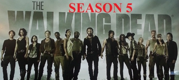 The Walking Dead Season-5