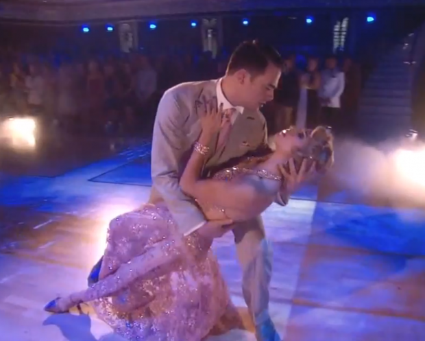Jonathan Bennett Dancing with the Stars
