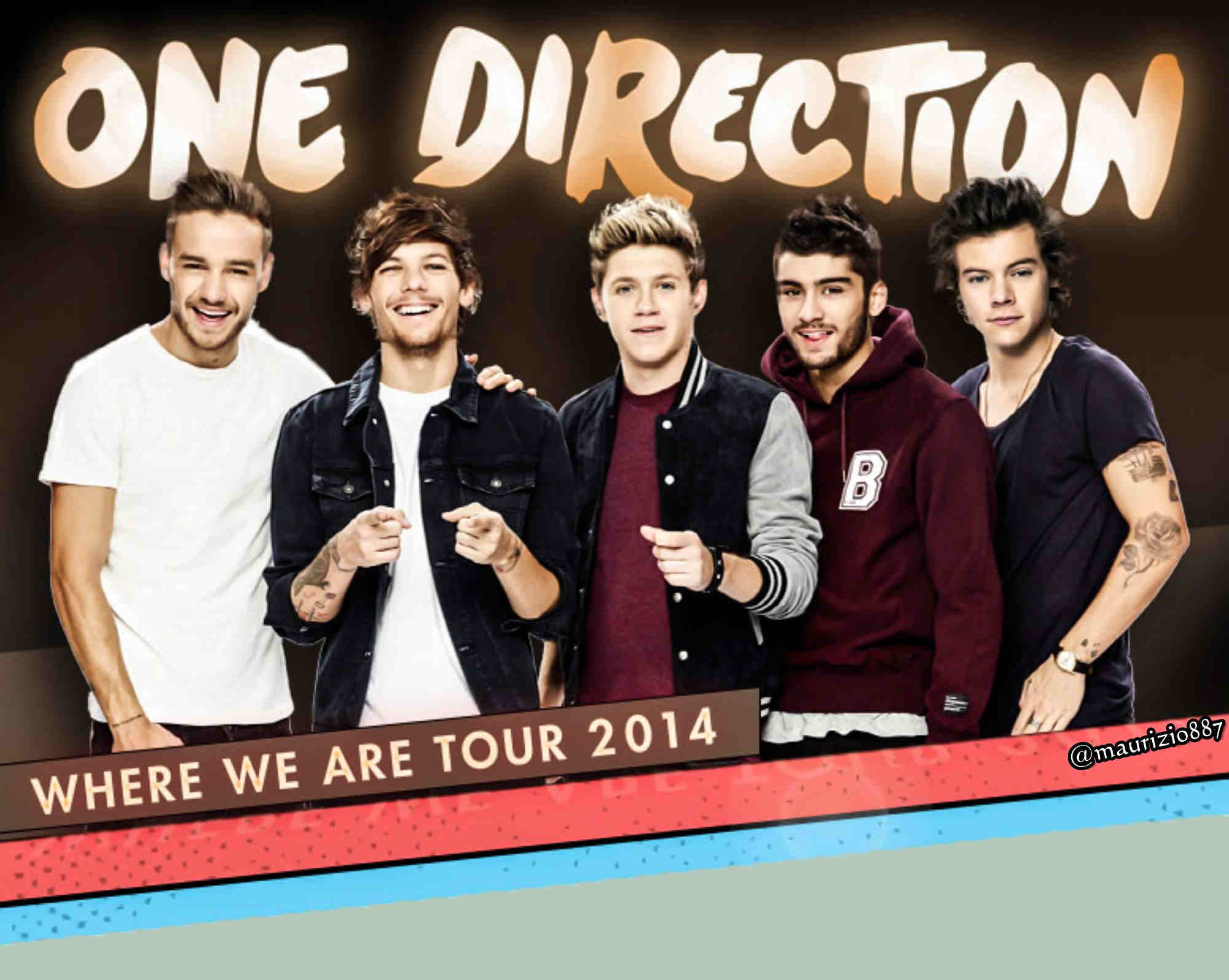 One direction concert dates in Perth